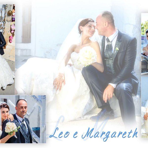Margareth e Leo